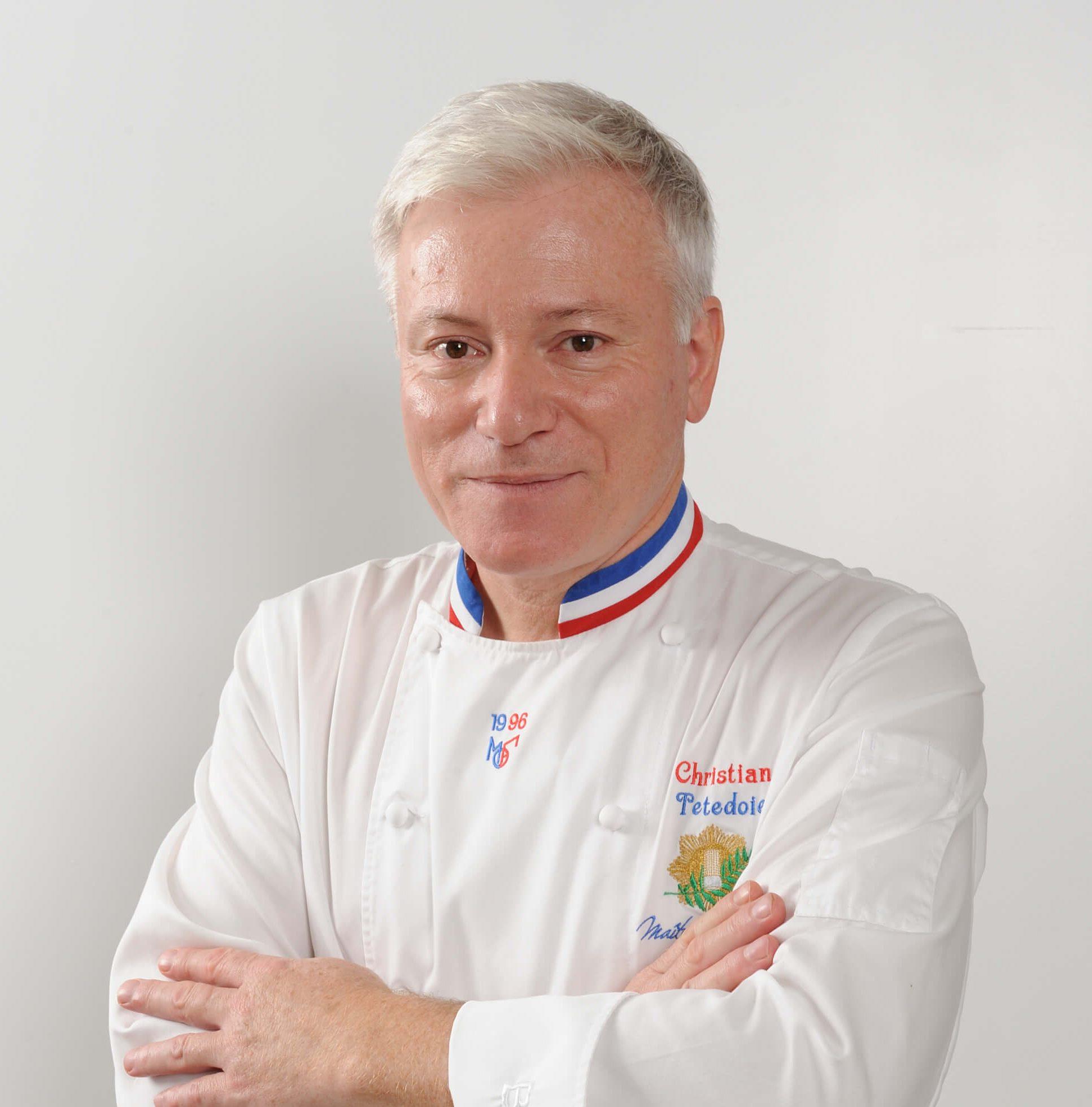 メートル・キュイジニエ・ド・フランス会長(MOF)